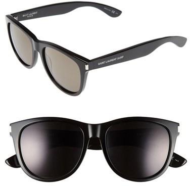 Saint LaurentWomen's Saint Laurent 54Mm Retro Sunglasses - Black