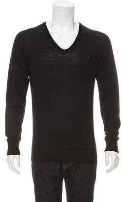 Louis Vuitton V-Neck Knit Sweater