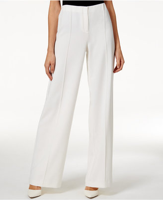 Alfani PRIMA Wide-Leg Pants, Only at Macy's $69.50 thestylecure.com