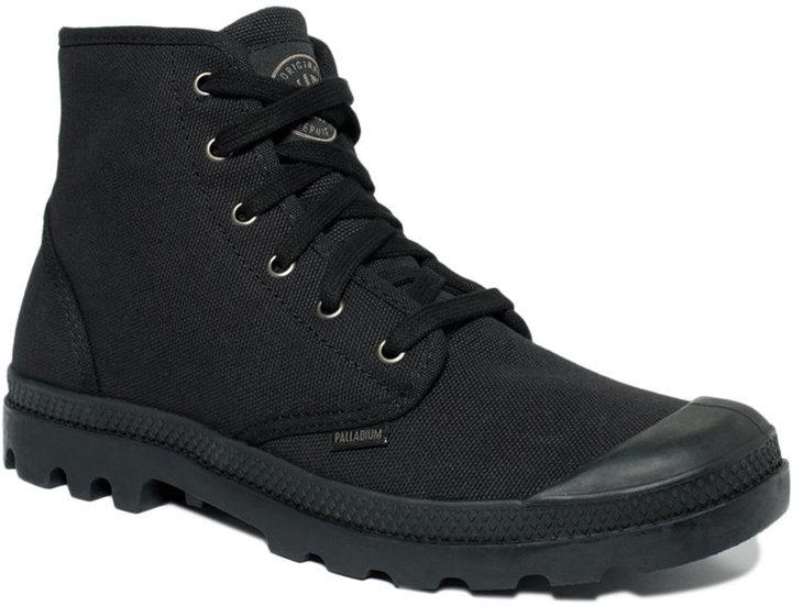 Palladium Shoes, Pampa Hi Boots