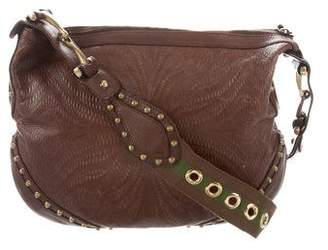 24d107930e9 Gucci Studded Pelham Messenger Bag