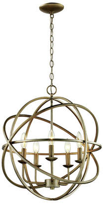 Laurèl Foundry Modern Farmhouse Hankinson 5-Light Chandelier