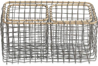 Nkuku Bagato Wire Baskets