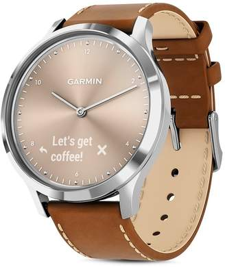 Garmin Vivomove HR Touchscreen Hybrid Smartwatch, 43mm
