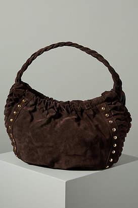 JJ Winters Haylie Suede Slouchy Tote Bag