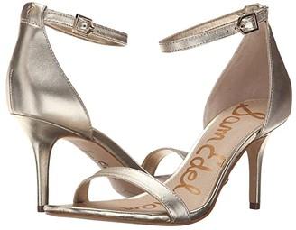 Sam Edelman Patti Ankle Strap Heeled Sandal