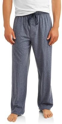Hanes Men's Big X-Temp Solid Knit Sleep Pant with Logo Inside Elastic