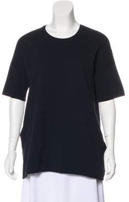 Rag & Bone Short Sleeve Crew Neck Tunic