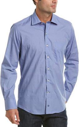 David Donahue Woven Shirt