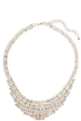 AREA STARS Bling Bib Necklace