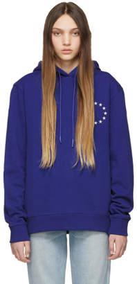 Études Blue Klein Europa Hoodie
