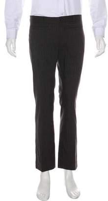 Dolce & Gabbana Striped Dress Pants
