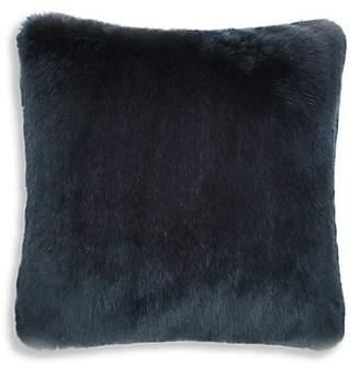 Dacor Nema Home Shanya Faux Fur Throw Pillow
