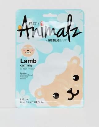 MasqueBAR Pretty Animalz Lamb Sheet Mask