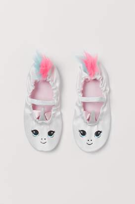 H&M Dance Shoes - White