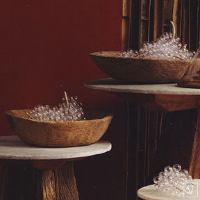 Roost Weathered Chapati Bowls