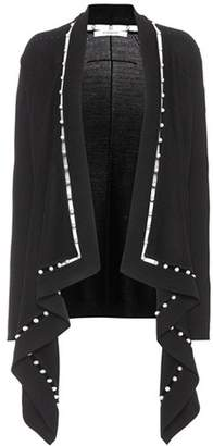 Givenchy Embellished wool-blend cardigan