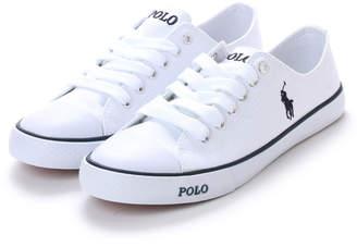 Polo Ralph Lauren (ポロ ラルフ ローレン) - ポロラルフローレン POLO RALPH LAUREN スニーカー PLカーソンレースWH4066 998134 4066