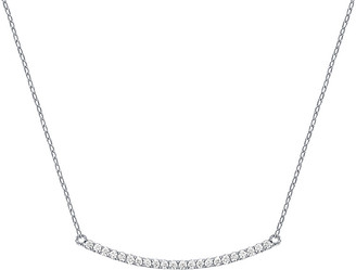 Sabrina Designs 14K 0.27 Ct. Tw. Diamond Necklace