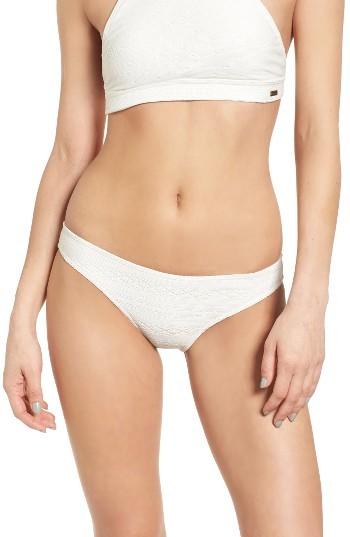 Women's Roxy Boheme Life Cheeky Bikini Bottoms