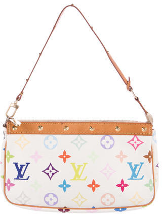 Louis VuittonLouis Vuitton Multicolore Pochette Accessoires