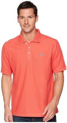 Tommy Bahama The Emfielder Polo Shirt Men's Short Sleeve Pullover