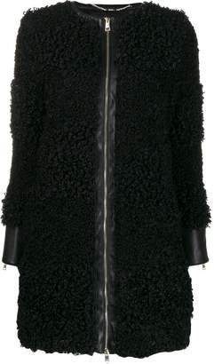 Liu Jo shearling fur coat