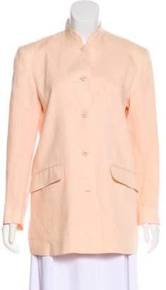 Kenzo Vintage Linen Jacket