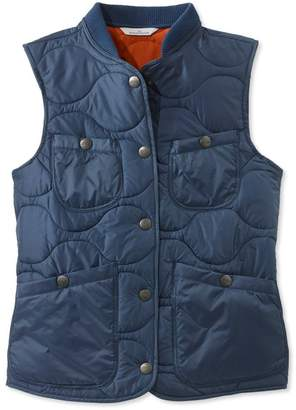 L.L. Bean L.L.Bean Signature Packable Quilted Vest