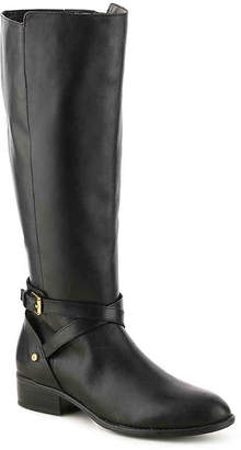 Lauren Ralph Lauren Mariah Wide Calf Riding Boot - Women's