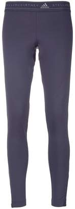 adidas by Stella McCartney logo waistband leggings