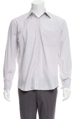 Valentino French Cuff Button-Up Shirt