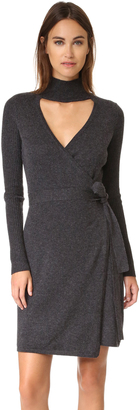 Diane von Furstenberg Janeva Sweater Dress $368 thestylecure.com
