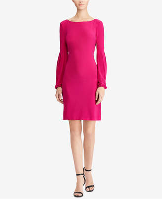American Living Bishop-Sleeve Dress