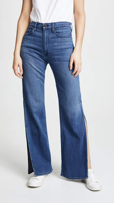 Womens Alpha Flared Jeans 3x1 Free Shipping Low Price Fee Shipping Discount Footlocker Finishline Extremely Cheap Price y6SC6AfQTI