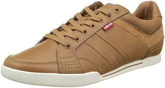 Levi's Men's Turlock 2.0 Trainers, (Medium Brown)
