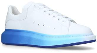 Alexander McQueen Leather Ombré Show Sneakers