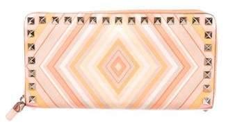 Valentino Rockstud 1975 Wallet