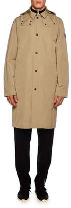 Moncler Men's Victoire Rain Coat