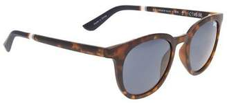 Superdry New Mens Brown Cassie Plastic Sunglasses