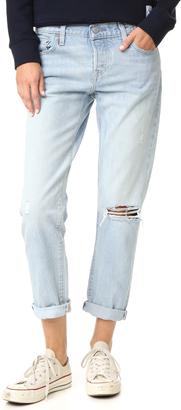 Levi's 501 CT Jeans $168 thestylecure.com