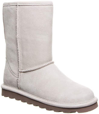 BearPaw Womens Elle Winter Boots Flat Heel Pull-on