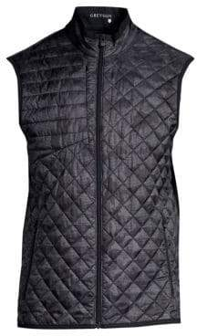 Greyson Sioux Quilted Camo Vest