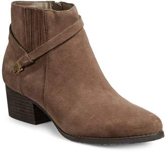 Blondo Ikons Waterproof Suede Booties