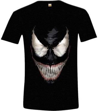 Spiderman Marvel Men's Venom Smile T-shirt