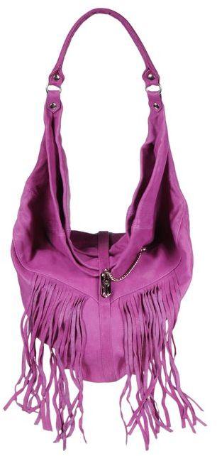 Velvetine Large leather bag