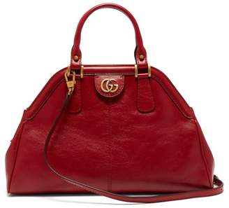 Gucci Re(belle) Medium Leather Cross Body Bag - Womens - Red