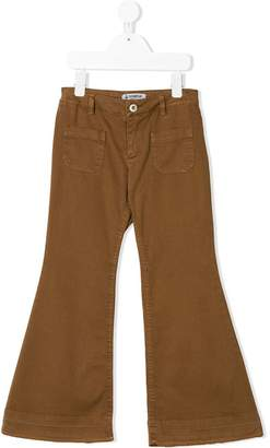 Dondup Kids flared trousers