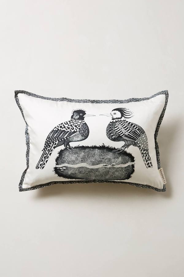 Anthropologie Florence Balducci Amour Pillow