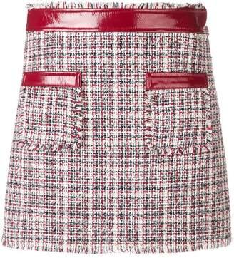 Liu Jo tweed mini skirt